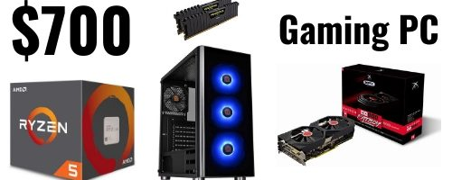 $700 gaming pc